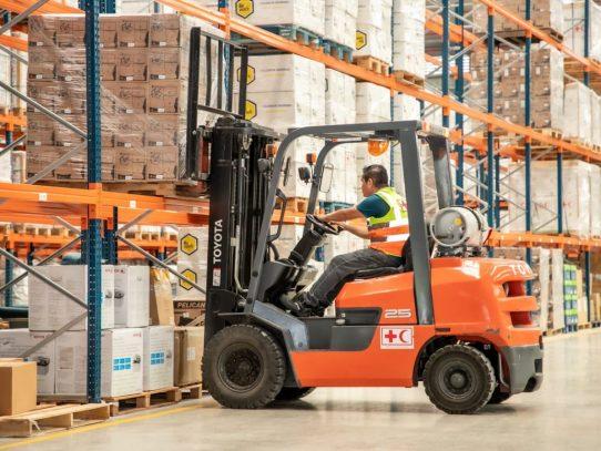 Buscan fortalecer plataforma logística humanitaria del país
