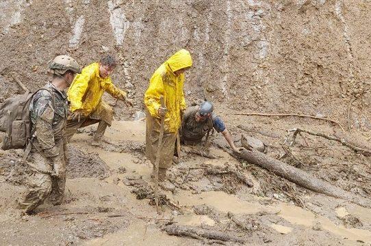 Subió a ocho la cifra de muertos por inundaciones y derrumbes en Panamá