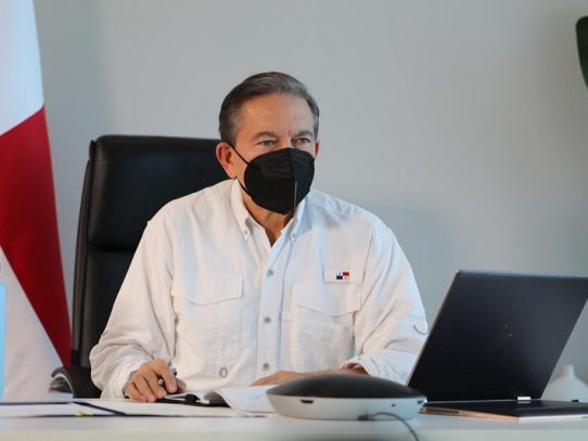 Cortizo autorizó 100 millones de dólares para atender emergencia en el país