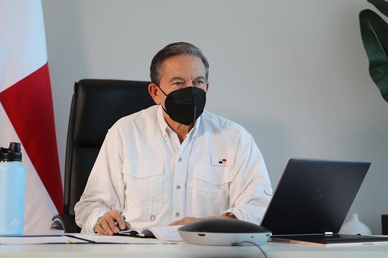 Presidente Cortizo cumple con el tiempo de cuarentena preventiva