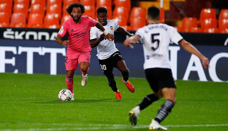 El Real Madrid cae 4-1 hundido por los penales en Valencia