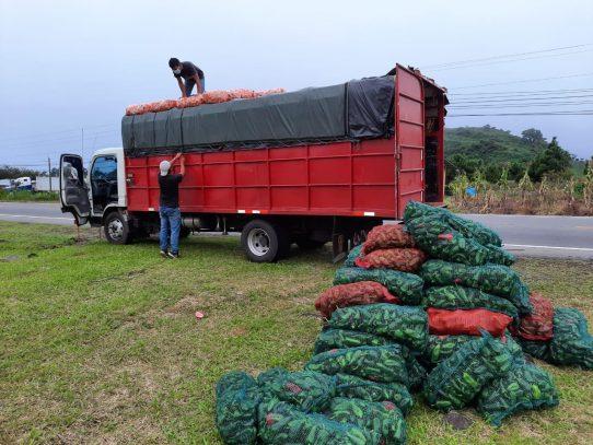 MIDA recopila afectaciones al sector agro en Chiriquí
