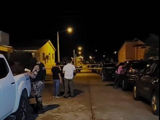 Triple homicidio en la provincia de Colón