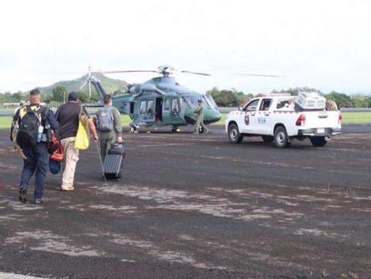 Tres menores fallecen en Besikó tras embate de clima por paso del huracán ETA