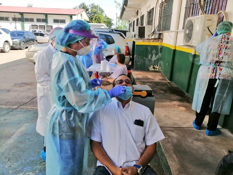 Covid-19: Contabilizan 118,711 pacientes recuperados y 804 casos nuevos