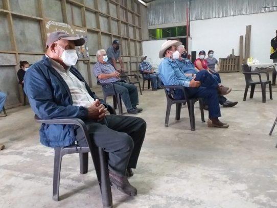 Autoridades del MICI realizan gira de trabajo en la provincia de Chiriquí