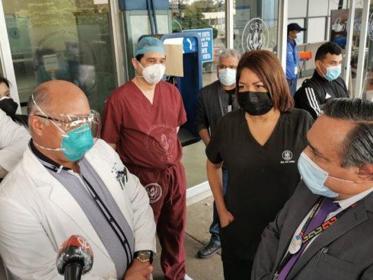 Médicos intensivistas denuncian falta de insumos, se establece mesa de diálogo