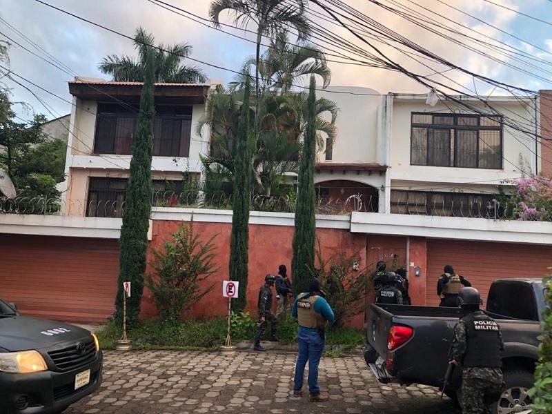 Detienen a más de 600 personas en operación contra pandillas en Centroamérica