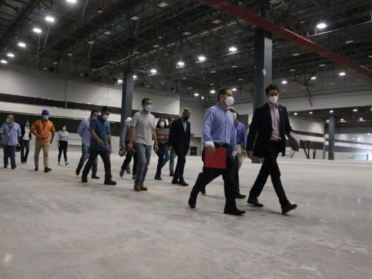 Panama Convention Center  iniciará operaciones a mediados de 2021