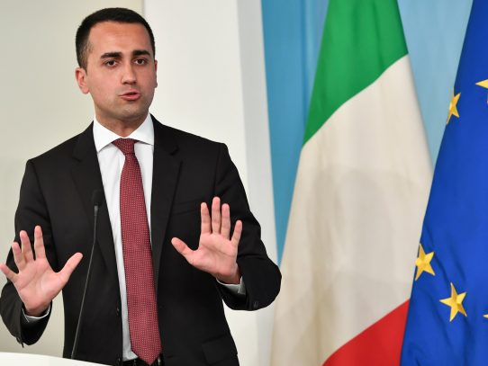"""Italia pide a Rusia """"investigación exhaustiva"""" del caso Navalni"""