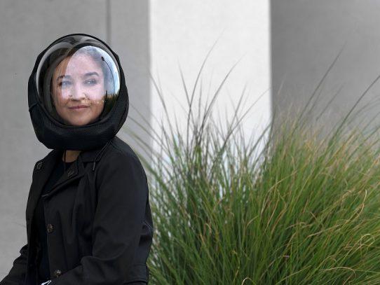 ¿Las caretas protectoras estilo astronauta son el futuro del equipo de protección personal?