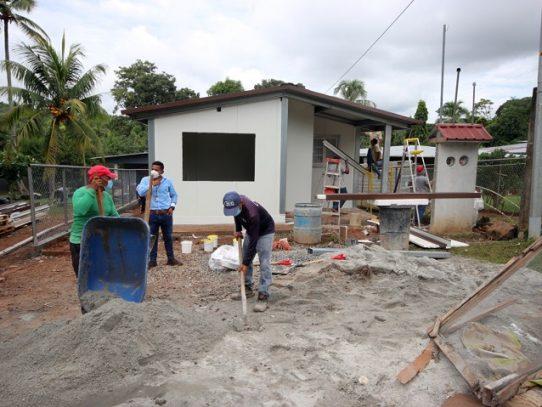 Vivienda que forma parte del Plan Progreso tiene avance del 80% de construcción