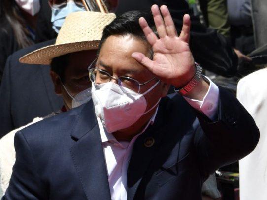 """Nuevo presidente de Bolivia considera """"patética"""" la situación del país"""