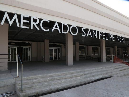 Trabajos de remodelación del mercado San Felipe Neri alcanzan el 98%