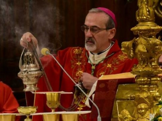 El papa nombra a un italiano nuevo patriarca latino de Jerusalén