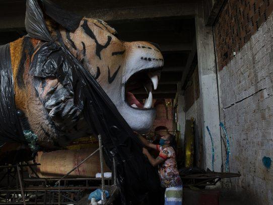 Se ha cancelado el desfile del carnaval y Río está conmocionado