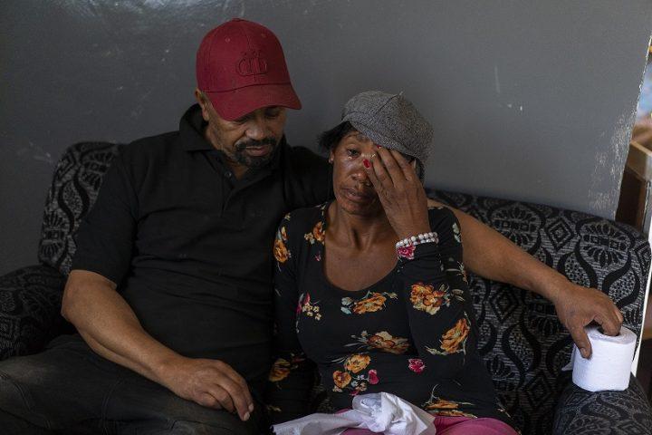 'Las vidas de las personas de color importan': Un asesinato sin paralelo perpetrado por la policía de Sudáfrica