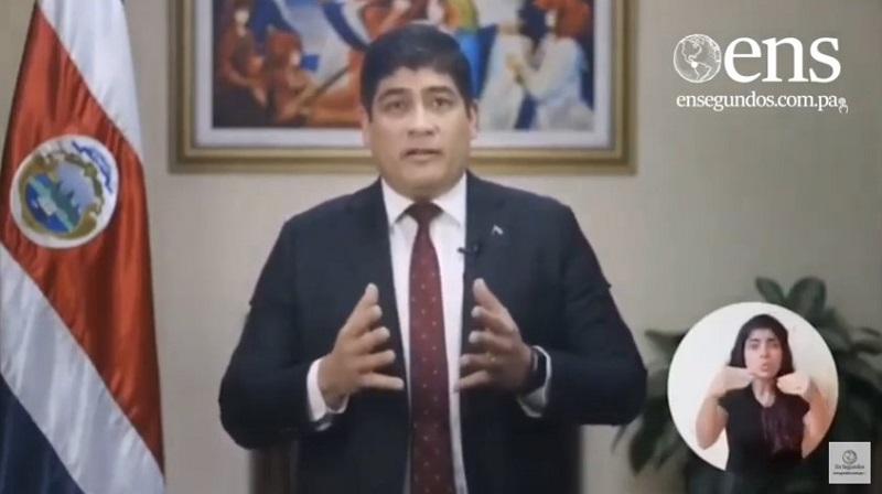 Presidente de Costa Rica retira acuerdo con el FMI tras violentas protestas