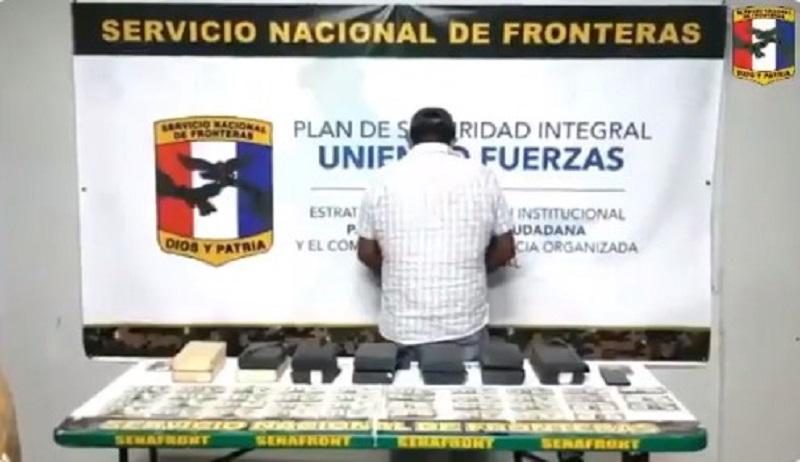 Aprehenden a Panameño con supuestas sustancias ilícitas en Chepo
