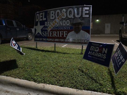 En la frontera de Texas está surgiendo un problema para los demócratas