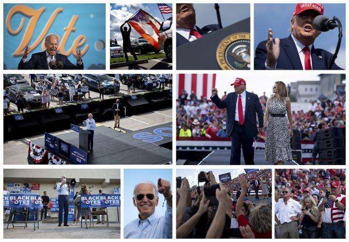 Trump, Biden y la política del hombre rudo y el hombre bueno de 2020