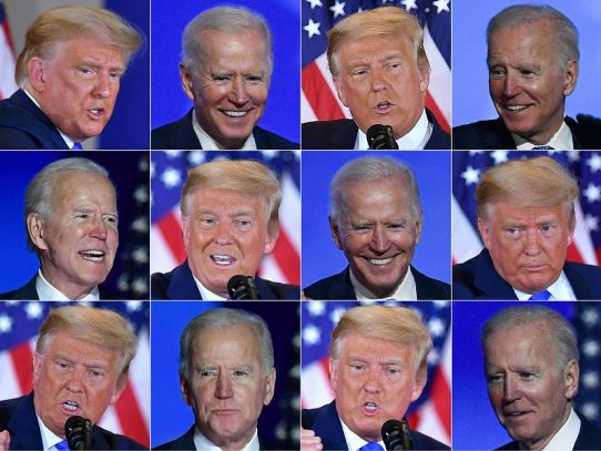 Biden se acerca a la victoria mientras Trump insiste en que hubo fraude
