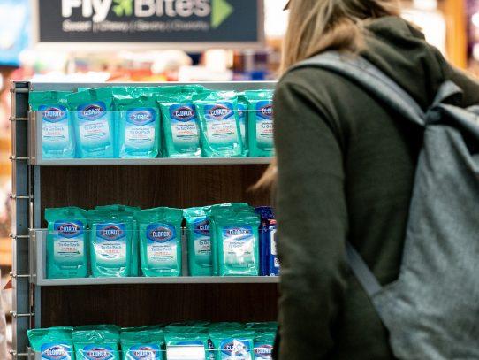 Las toallitas Clorox: el artículo pandémico que todavía es difícil de encontrar