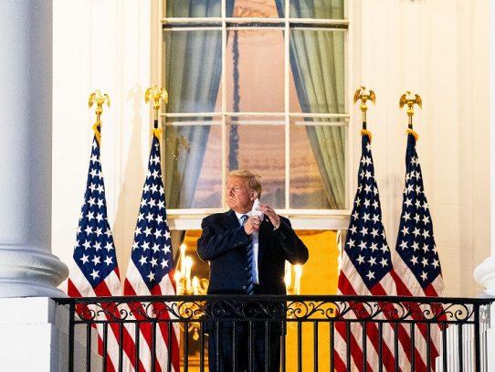 ¿Cuánto le costaría el tratamiento de coronavirus que recibió Trump?