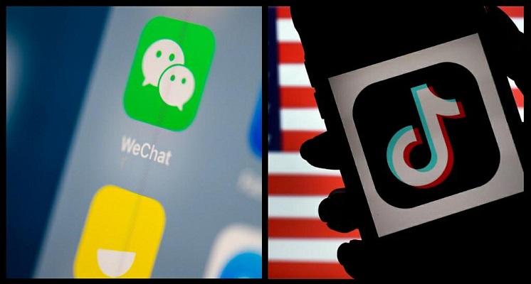 Bloqueo de EE.UU. a WeChat y TikTok, un test para la libre expresión digital
