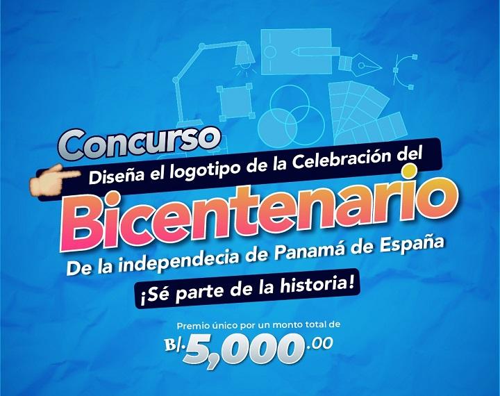 Concurso para logotipo del Bicentenario se extiende hasta el 15 de octubre