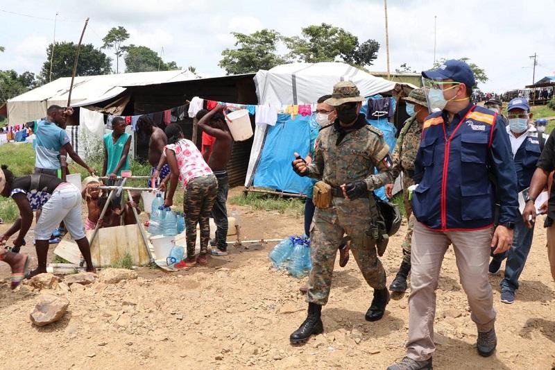 Defensoría visitará frontera colombo-panameña
