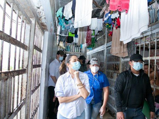Ministerio de Gobierno busca mejorar las infraestructuras penitenciarias