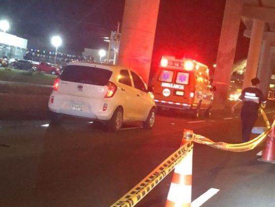 Un hombre fallece al ser atropellado en la vía Domingo Díaz