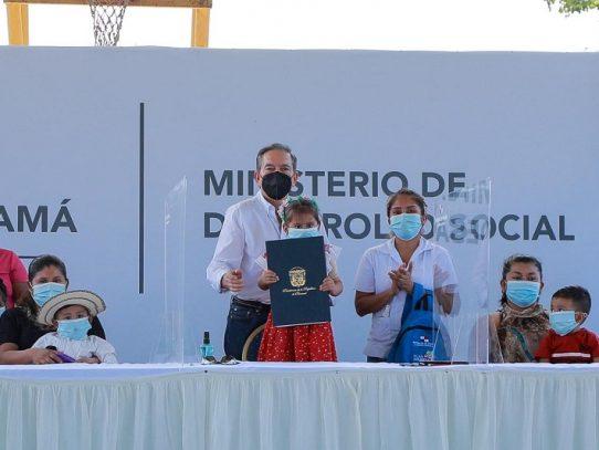 Presidente sanciona Ley de Protección a la Primera Infancia
