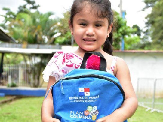 Distribuirán mochilas para el desarrollo integral de la niñez en áreas de difícil acceso