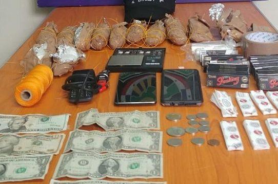 Decomisan supuesta droga y artículos prohibidos en cárcel de Chitré