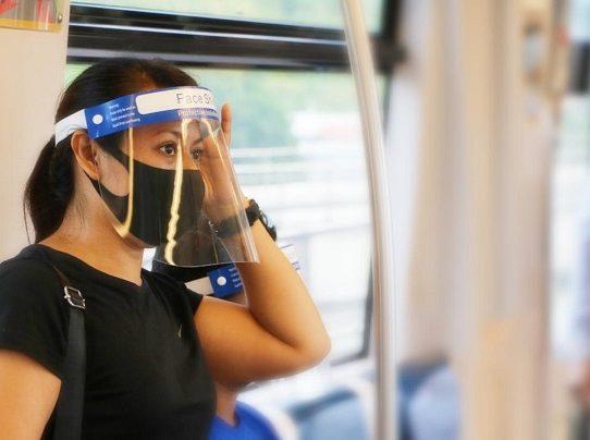 El Metro de Panamá sancionará  a pasajeros por uso inadecuado de la mascarilla
