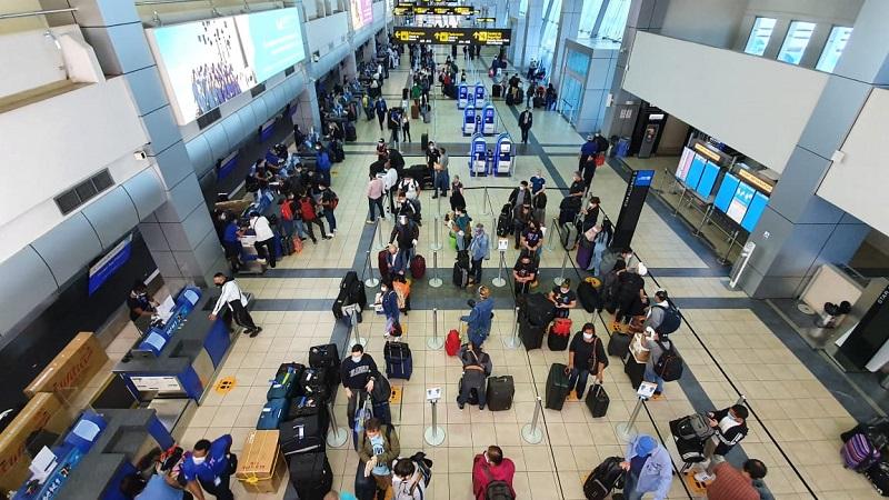 Aumenta el movimiento de pasajeros por el aeropuerto de Tocumen