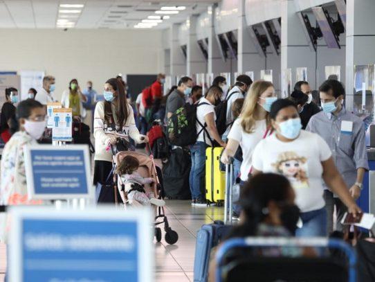 Aeropuerto de Tocumen prevé incremento de 41% durante fiestas patrias