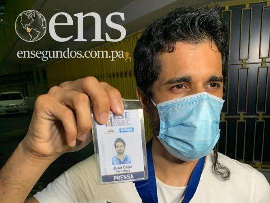 Policía Nacional ofrece disculpa al periodista Juan Cajar por haberlo detenido