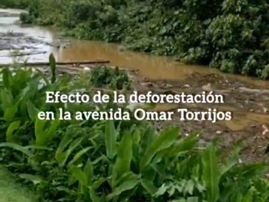 Inquietud ante contaminación del río Pedro Miguel
