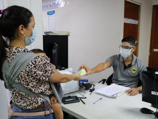 SNM extiende horario para atención en regularización migratoria