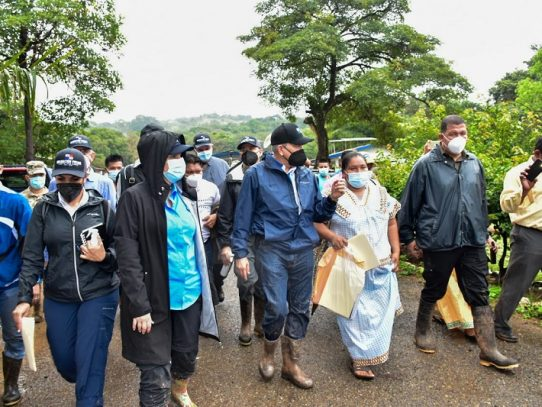 Gobierno ha brindado asistencia social a 984 personas de la Comarca Ngäbe-Buglé