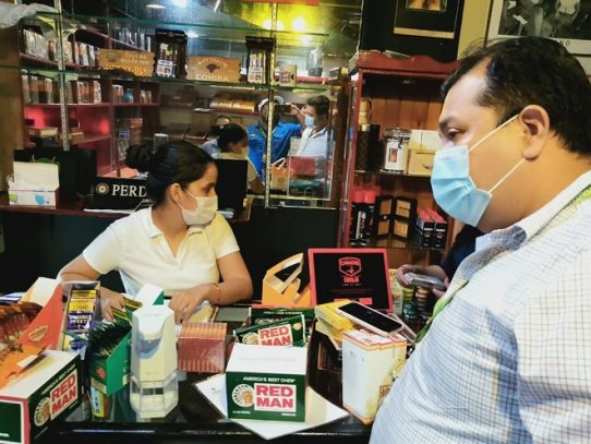 Salud Pública mantiene vigilancia sanitaria en establecimientos comerciales de la ciudad