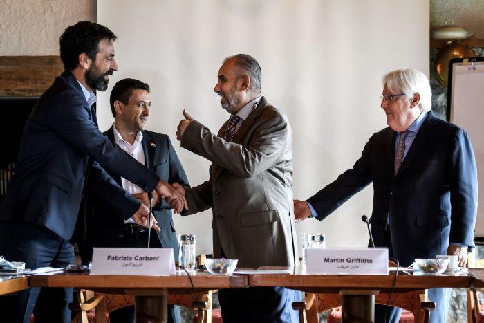 Acuerdo en Yemen para intercambiar 1.081 prisioneros, anuncia la ONU