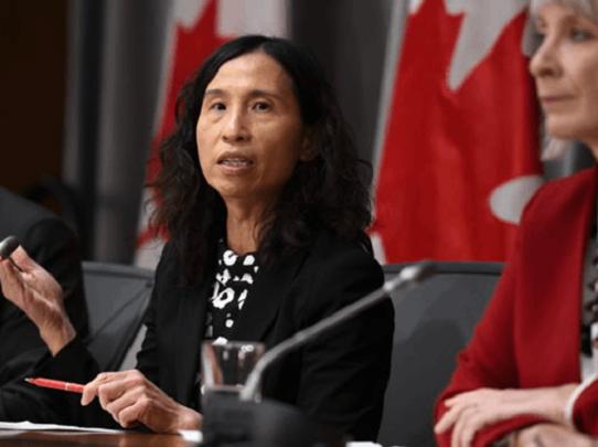 Oficial de Salud de Canadá insta a usar mascarilla durante el sexo para evitar Covid-19