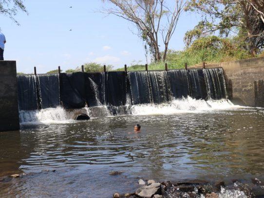 Treinta y un represas listas en Azuero para contrarrestar sequía