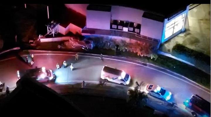Víctima fatal por accidente en el Corredor Sur