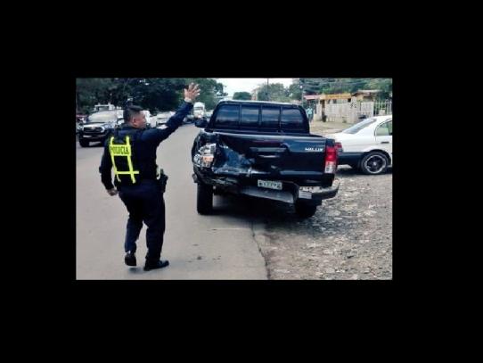 Nueve heridos por accidente de tránsito en Veraguas