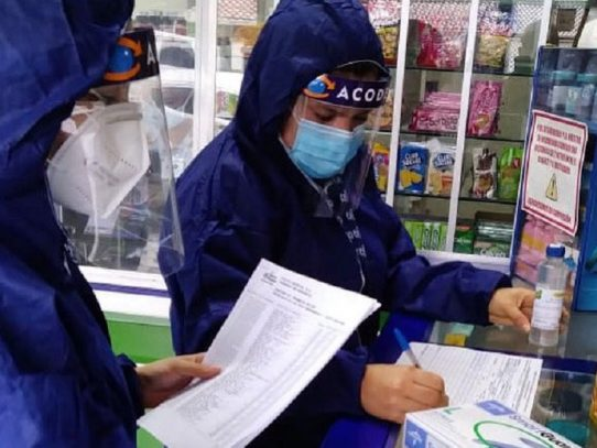 Acodeco impone más de 19 mil balboas en multas, por incumplimiento de Ley 6